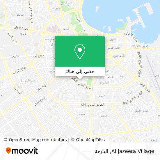 خريطة Al Jazeera Village