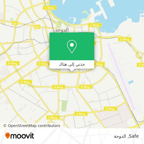 خريطة Safe
