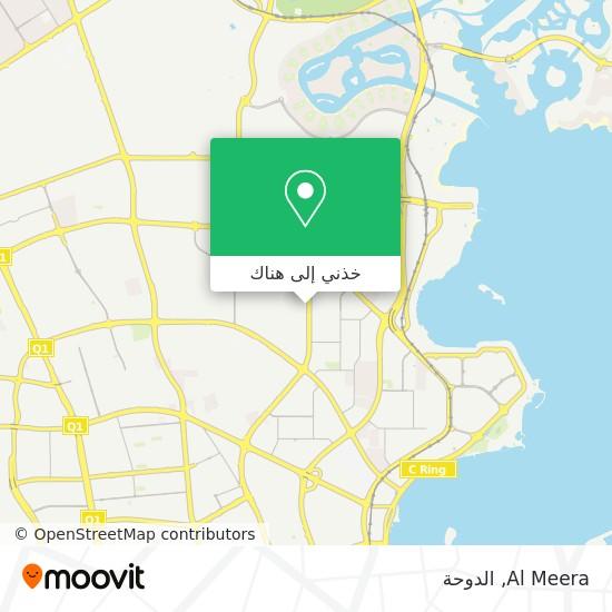 خريطة Al Meera