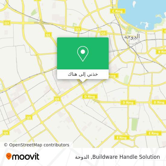 خريطة Buildware Handle Solution