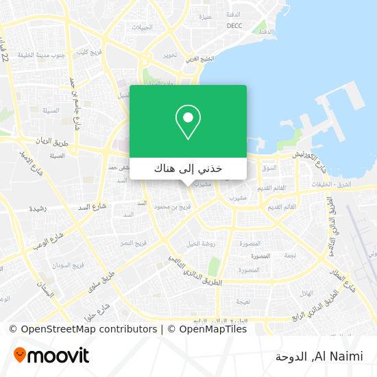 خريطة Al Naimi