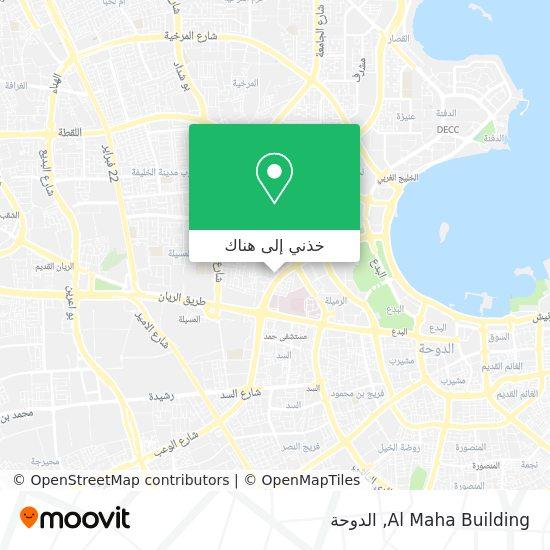 خريطة Al Maha Building