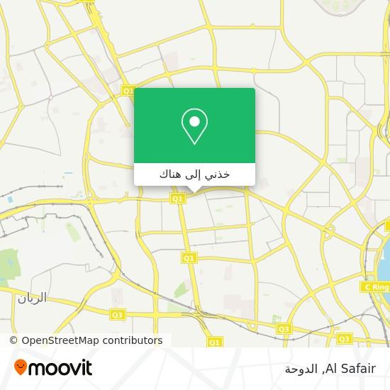 خريطة Al Safair