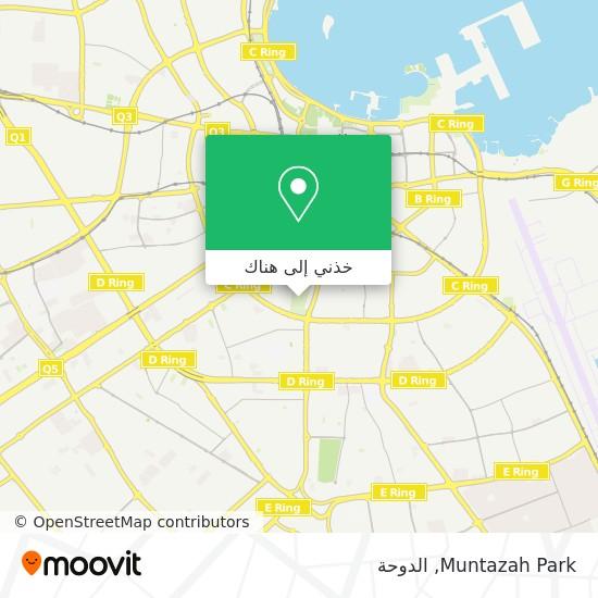 خريطة Muntazah Park