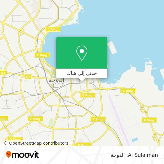 خريطة Al Sulaiman
