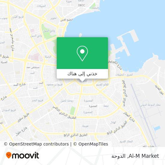 خريطة Al-M Market