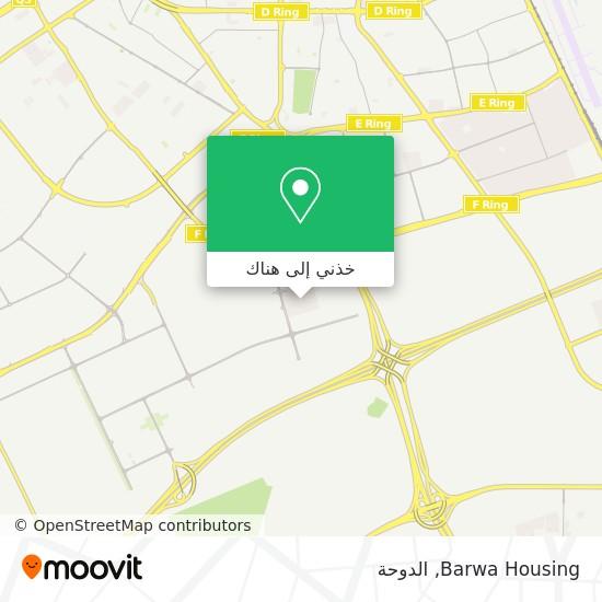 خريطة Barwa Housing