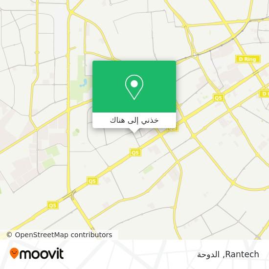 خريطة Rantech