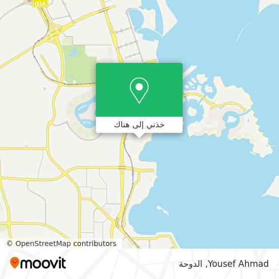 خريطة Yousef Ahmad