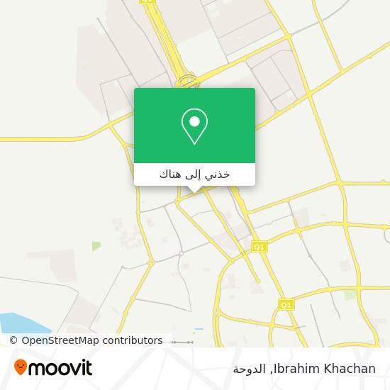 خريطة Ibrahim Khachan