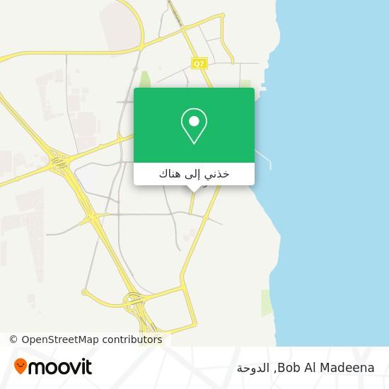 خريطة Bob Al Madeena
