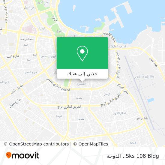 خريطة Sks 108 Bldg.