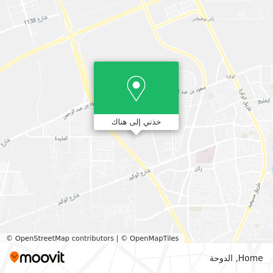 خريطة Home