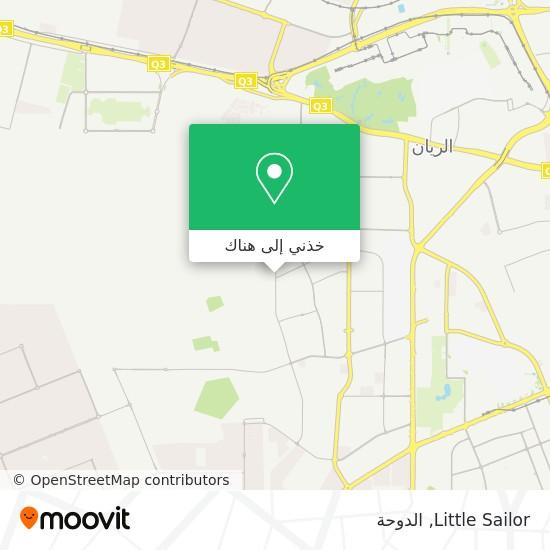 خريطة Little Sailor