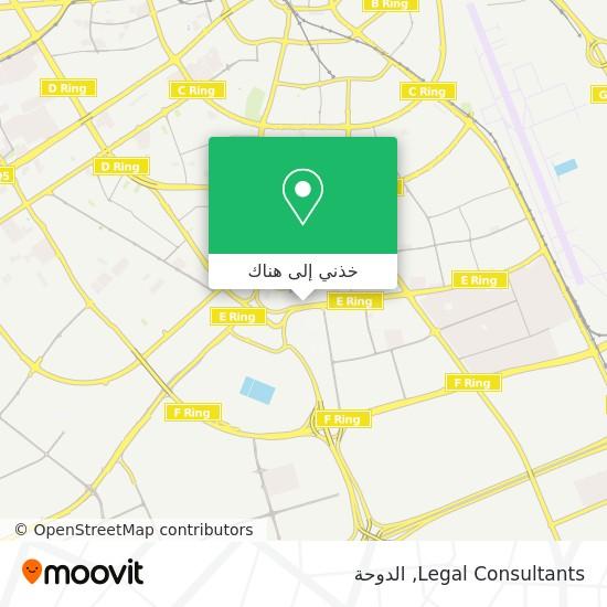 خريطة Legal Consultants