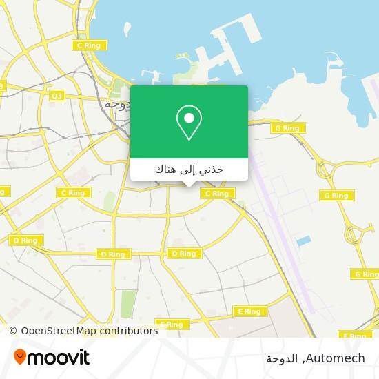 خريطة Automech