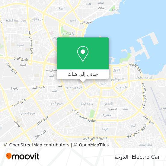خريطة Electro Car
