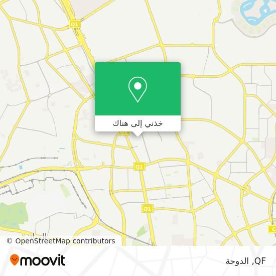 خريطة QF