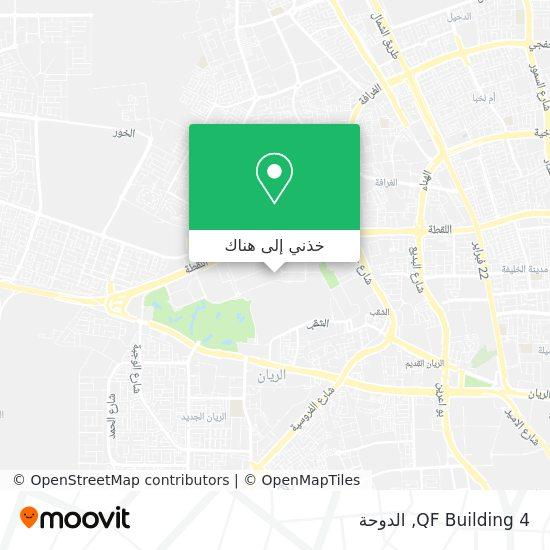 خريطة QF Building 4