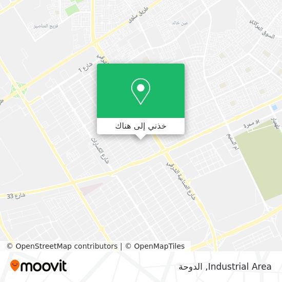 خريطة Industrial Area