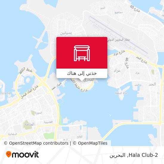 خريطة Hala Club-2