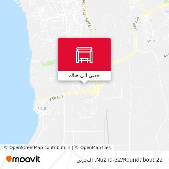 خريطة Nuzha-32/Roundabout 22