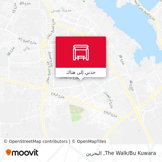 خريطة The Walk/Bu Kuwara