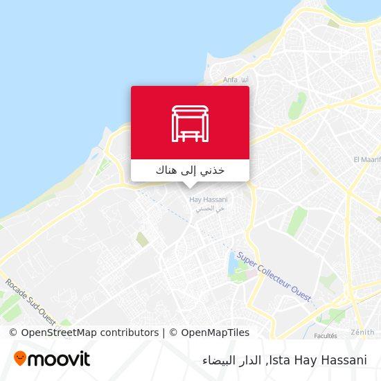 خريطة Ista Hay Hassani