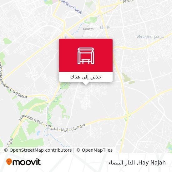خريطة Hay Najah