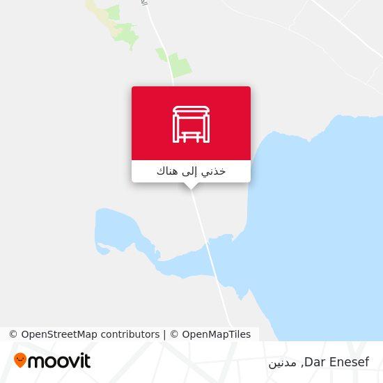 خريطة Dar Enesef