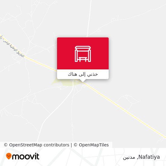 خريطة Nafatiya