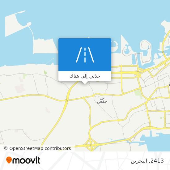 خريطة 2413