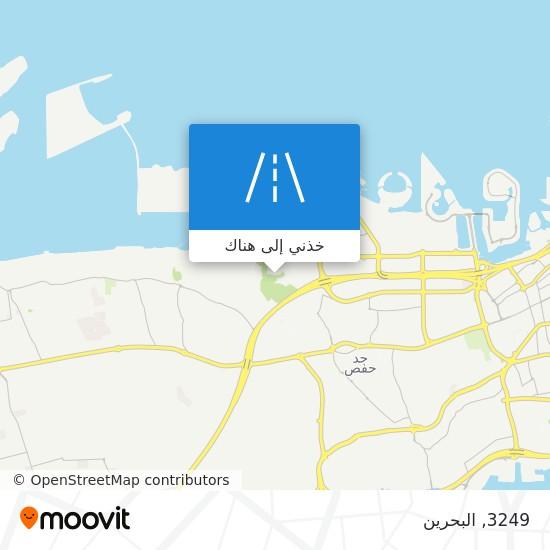 خريطة 3249