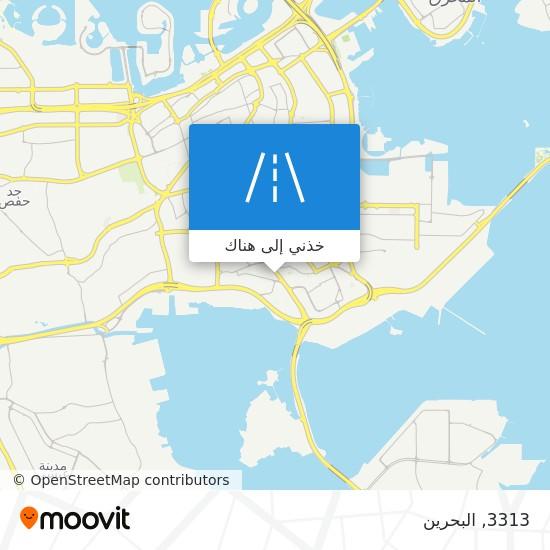خريطة 3313