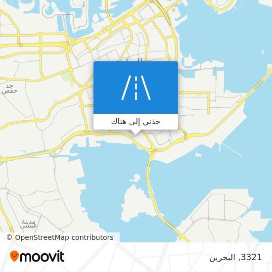خريطة 3321