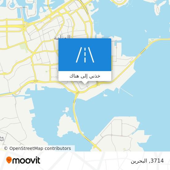 خريطة 3714