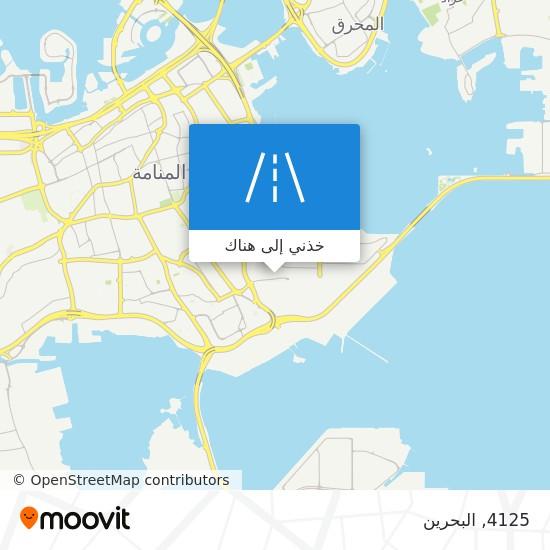 خريطة 4125