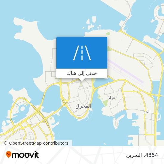 خريطة 4354
