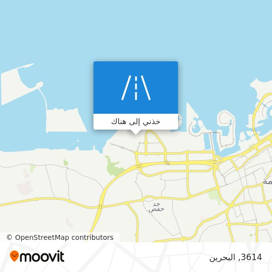 خريطة 3614