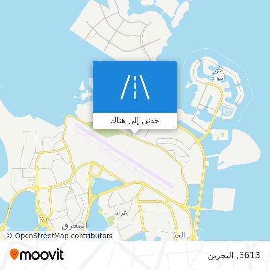 خريطة 3613