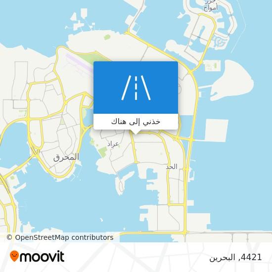 خريطة 4421