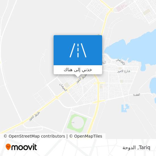 خريطة Tariq
