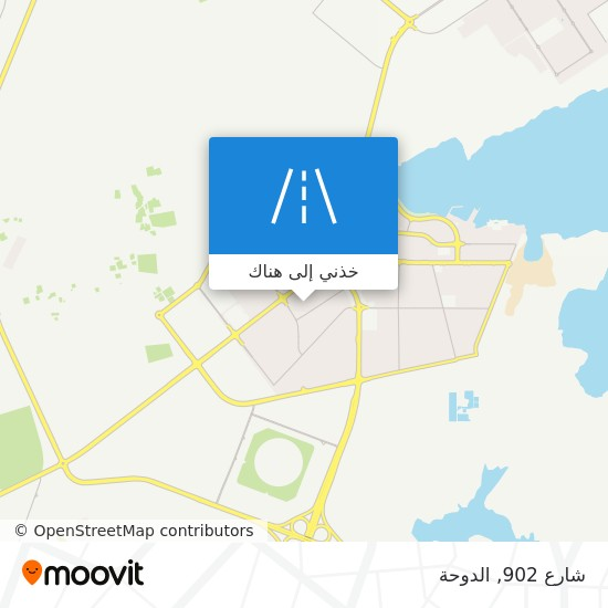 خريطة شارع 902