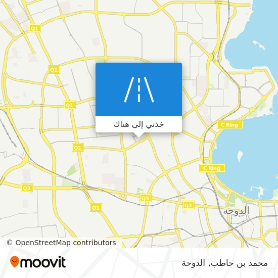 خريطة محمد بن حاطب