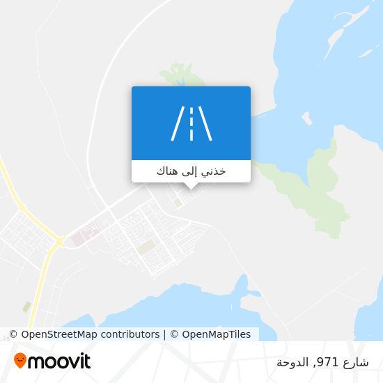 خريطة شارع 971