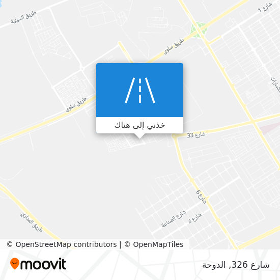 خريطة شارع 326