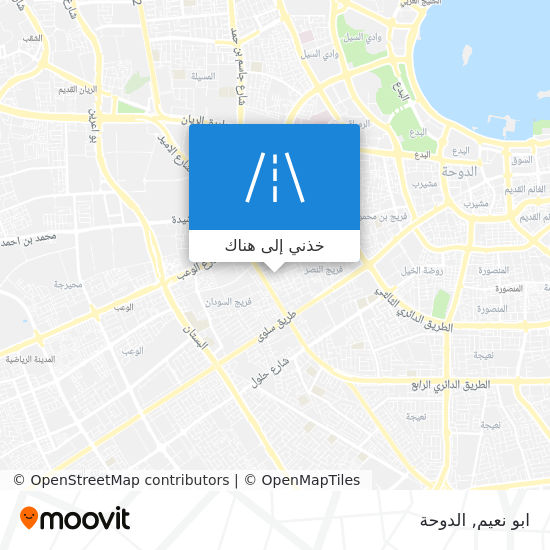 خريطة ابو نعيم