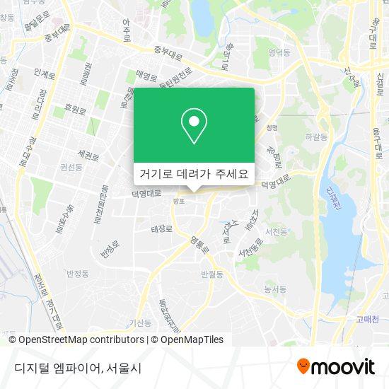 디지털 엠파이어 지도