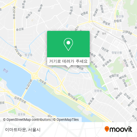 이마트타운 지도