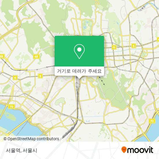 서울역 지도